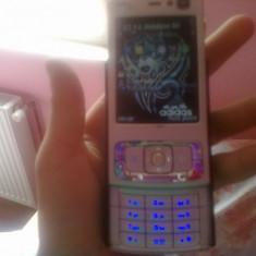 Telefon mobil Nokia N95, Alb, Neblocat - Nokia n95 original in perfecta stare
