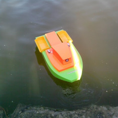 Barca pentru nadit - Barca Pescuit