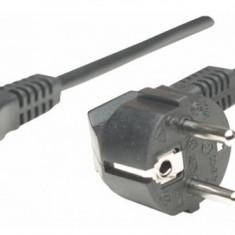 Cablu Alimentare Laptop MickMouse 1.8m 220V Mick Mouse 3 PINI 220 V 12A - NOU - Incarcator Laptop