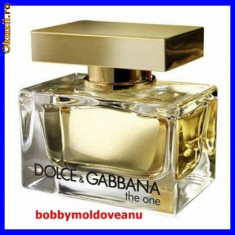 PARFUM DAMA DOLCE&GABBANA THE ONE 75ML - Parfum femeie Dolce & Gabbana, Apa de toaleta