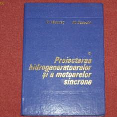 Proiectarea hidrogeneratoarelor si a motoarelor sincrone - (vol.1) - R. Radulet, M.Opaschi - Carti Electrotehnica