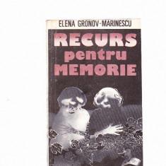Roman - ELENA GRONOV -MARINESCU