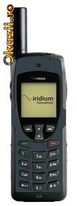 VAND TELEFON SATELIT IRIDIUM 9555 foto