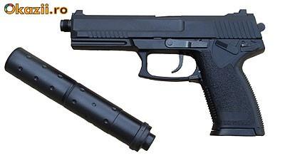 Pistol STTi STEALTH ASSASSIN arme airsoft foto mare