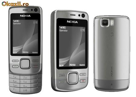 Nokia 6610i Slide foto mare