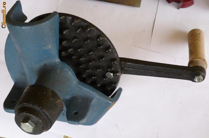 uruitor / curatator boabe porumb manual nou foto mare