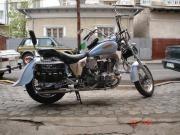 Vand motocicleta URAL WOLF 2002 foto mare