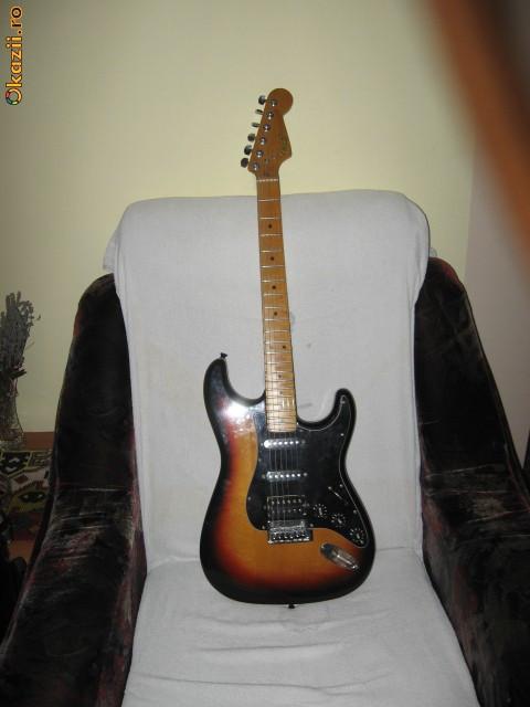 Vand chitara electrica Fender Stratocaster foto mare