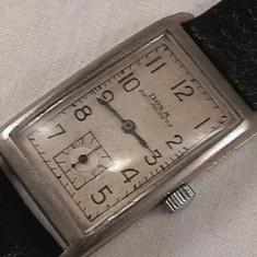 DOXA DREPTUNGHIULAR ANII 1920 DE COLECTIE*** - Ceas barbatesc