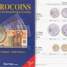 ##Catalog cu monede si bancnote europene -EUROCOINS cu preturi##