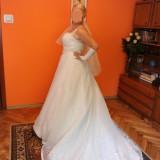 Rochie Mireasa Eternity Bride UK. - Rochie de mireasa printesa
