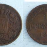 Bavaria 1 pfenning 1859
