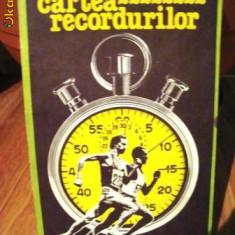 Carte de aventura - Cristian Topescu, Virgil Ludu - Cartea recordurilor