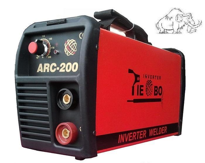 Aparat de sudura Inverter MOSFET ARC-200 ( invertor ) foto mare.