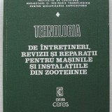 Tehnologia de Intretineri Revizii si Reparatii pentru Instalatiile din Zootehnie - Carti Zootehnie