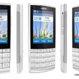 Nokia X3-02 Touch&Type (Alb) - Telefon Nokia