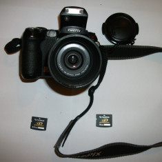 Aparat Foto FUJIFILM FinePix S5500 - Aparat Foto compact Fujifilm