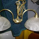 Lustra alama cu sticla murano, Lustre