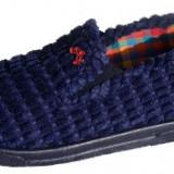 Papuci de casa mar 33 - Papuci copii, Culoare: Bleumarin