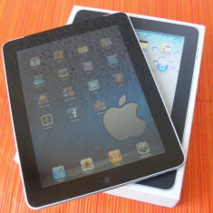 Tableta APPLE IPAD NEW 32 GB 4G - Tableta iPad 4 Apple, Negru, Wi-Fi + 4G