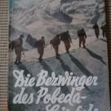 Jewgeni simonow die bezwinger des pobeda gipfel alpinism expeditie lb germana