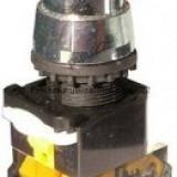 Electrice - Comutator cu 2 pozitii cu cheie, 10 A/ 660 V, 30x35x81mm-5068