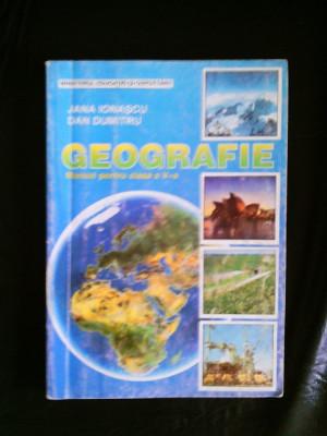 manual de geografie clasa a5a foto