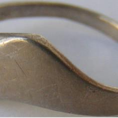 Inel argint - Inel vechi din argint (64) - de colectie