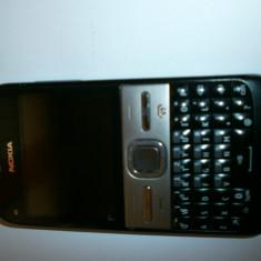 Nokia e5, decodat ./functioneaza ok ./negru/ la un pret de 350 negociabil - Telefon mobil Nokia E5, Neblocat
