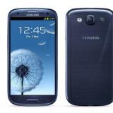 Samsung galaxy s3 16gb liber retea - Telefon mobil Samsung Galaxy S3, Albastru, Neblocat, Quad core, 2 GB