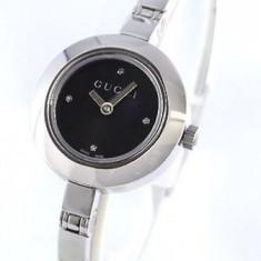Ceas Gucci Ya105 original, pret in magazin 338 £, SUPER OFERTA 1.000 RON!!! - Ceas dama Gucci, Lux - elegant, Quartz, Analog, Nou, Diametru carcasa: 25