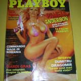 Revista barbati - PLAYBOY FEBRUARIE 2002