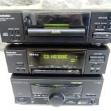 Combina audio Technics, Mini-sistem - Technics CH570+telecomanda