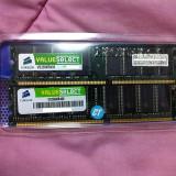 Memorie RAM Corsair, DDR, 1 GB, 400 mhz - Rami DDR 1 Corsair