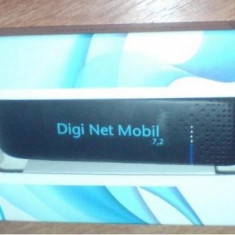 Modem 3G - RDS-RCS internet mobil Digi Net Mobil STICK USB - ZTE MF110/MF190 Decodat