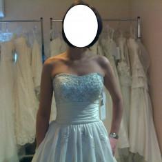 Rochie de mireasa printesa - Vand rochie mireasa Mori Lee unicat
