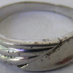 Inel vechi din argint (100) - de colectie - Inel argint