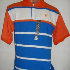 Tricou barbati - Tricou original US Polo Assn - 18 ani - barbati - marime S