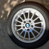 Jante BMW cu anvelope de iarna 205/55 R16