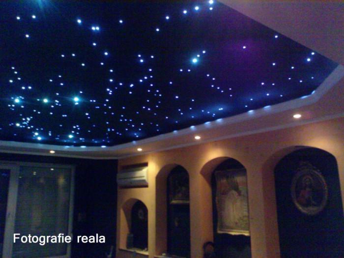 CER  INSTELAT pe tavan, acasa la dvs -  proiecte de iluminari deosebite foto mare