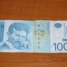 100 dinari sarbesti 2006