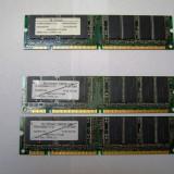 Set  MEMORIE * INFINEON / SDRAM 512 Mb. ( 1x256 + 2x128 ) / PC.133