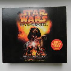 Star Wars - Revenge of the Sith - audibook 4 CD - Audiobook