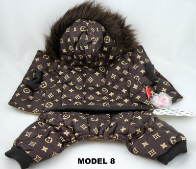 Haine / Imbracaminte catel / caine firma Louis Vuitton, model 2012 DEOSEBIT, ideal cadou foto