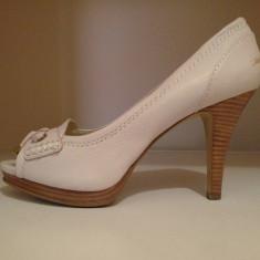 Pantofi dama Nine West Dasher! - Pantof dama Nine West, Marime: 38, Culoare: Alb, Alb