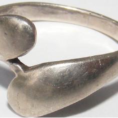 Inel argint - Inel vechi din argint (13) - de colectie
