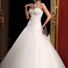Rochie de mireasa printesa - Rochie de mireasa calin events