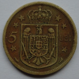 5 lei 1930 Paris - 5 - - Moneda Romania