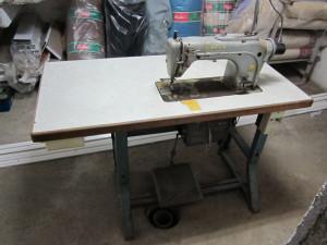 masina cusut liniara profesionala Durkopp