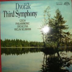ANTONIN DVORAK - THIRD SYMPHONY (DISC VINIL) - Muzica Clasica Altele
